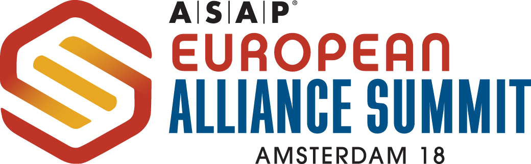 The 2018 ASAP European Alliance Summit | November 8th-9th in Amsterdam, Netherlands